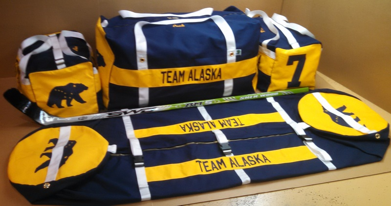 Our Most Recent Custom Bags